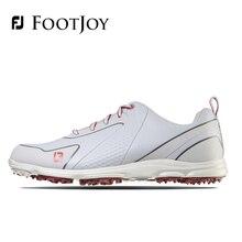 FootJoy FJ Women's Golf Shoes SUPERLITES Waterproof Durable spikeless outsole SALE