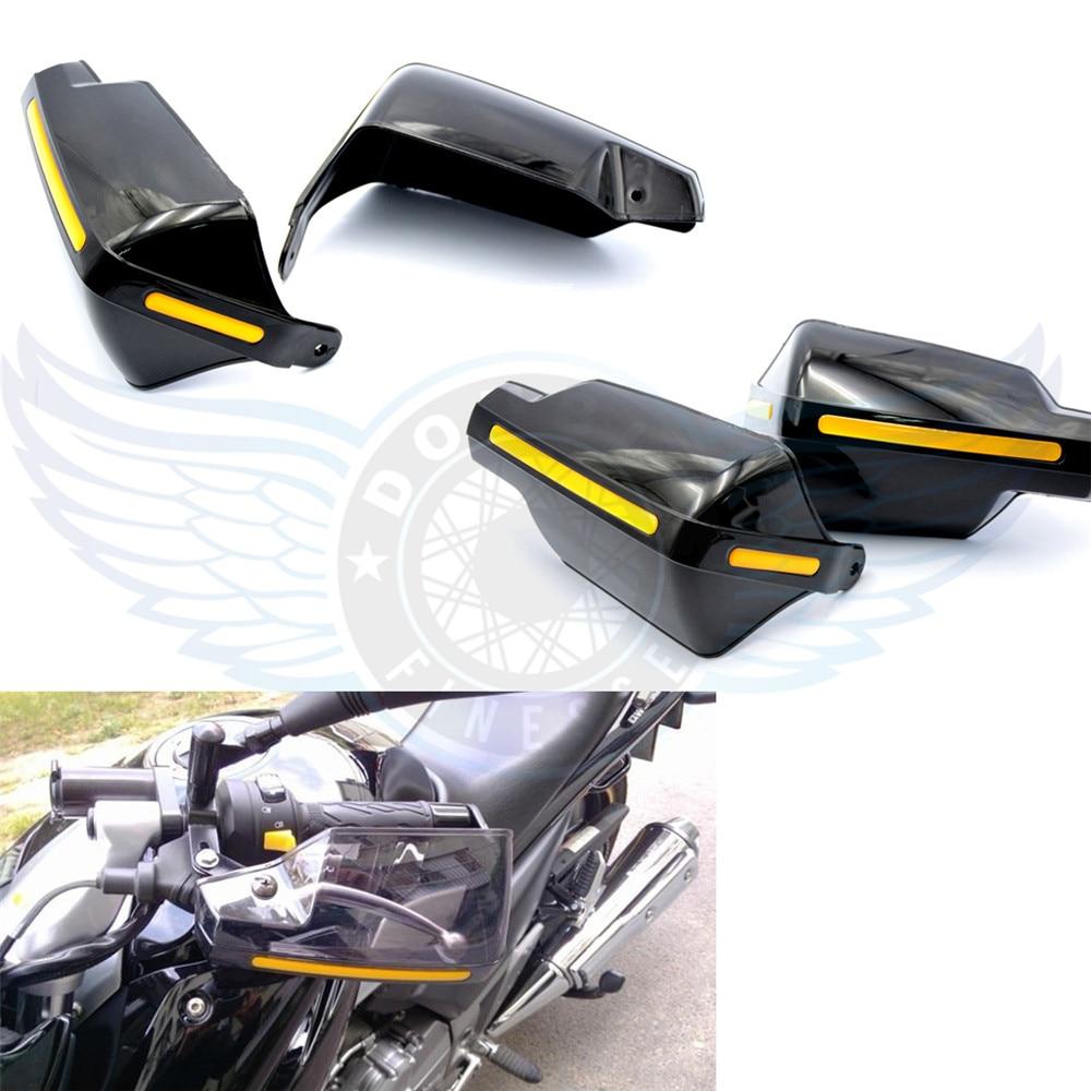 Accesorios de la motocicleta motocrossdirt bike manillar deflectores de viento g