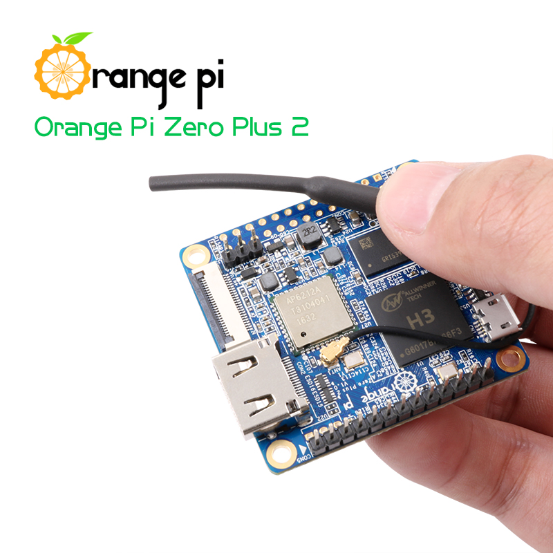 US $22 9 |Orange Pi Zero Plus2 H3 Quad core WIfi Bluetooth, mini PC  ,Support Android, linux, Beyond Raspberry Pi-in Demo Board from Computer &  Office