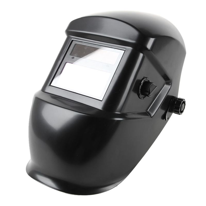 ARC Auto Darkening Solar Welding Helmet Mask Adjustable Delay Time Grinding Mode