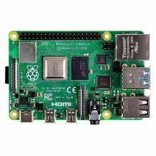 In Lager Raspberry Pi 4 Modell B 4GB RAM von LPDDR4 SDRAM 1,5 GHz 64-bit Quad- core