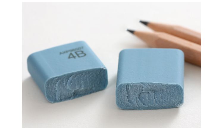 Цветной карандаш USD резиновые 4