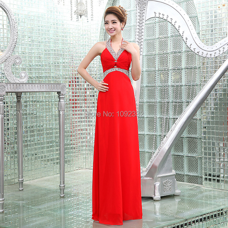 64e4f832c4 s 2016 new arrival stock maternity women plus size bridal gown evening dress  sexy fashion halter