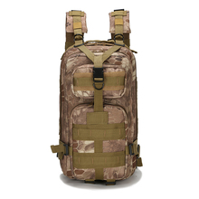 30L Outdoor Sport Army Military Tactical Backpack Traveling Hiking Camping Bag Trekking Rucksack Pack Fishing Hunting Knapsack