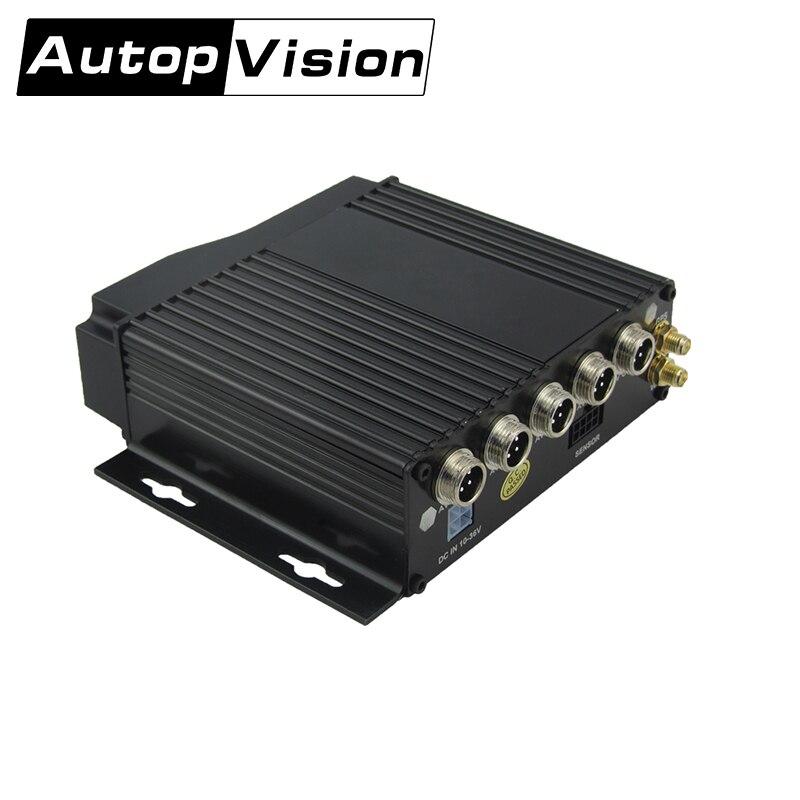 все цены на  APV-MDR210 12V 4-channel DVR vehicle traveling data recorder wireless data transmission DVR 4 monitoring and recording  car DVR  онлайн