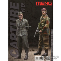 OHS Meng HS009R 1/35 Capture Resin Miniatures Assembly Military figures Model Building Kits
