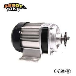 Szybki silnik bezszczotkowy silnik różnicowy 48V60V72V 500W800W1800W2200W bezszczotkowy silnik prądu stałego elektryczny silnik samochodowy Tricycl Mini w Silniki do rowerów elektrycznych od Sport i rozrywka na