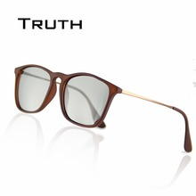 TRUTH Glasses polarizing for women luxury women retro hot ray brand clear sunglasses Polaroid lens lunette de soleil femme