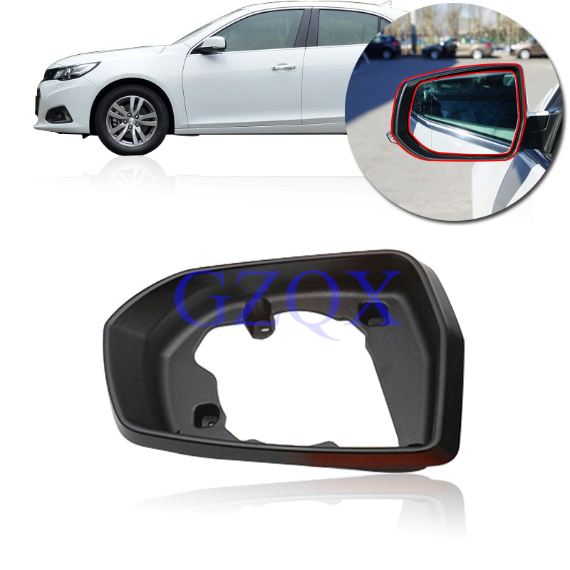 CAPQX For Chevrolete Malibu 2012-2017 Outer Rearview Mirror Frame side rear view mirror cover Cap Shell(China)