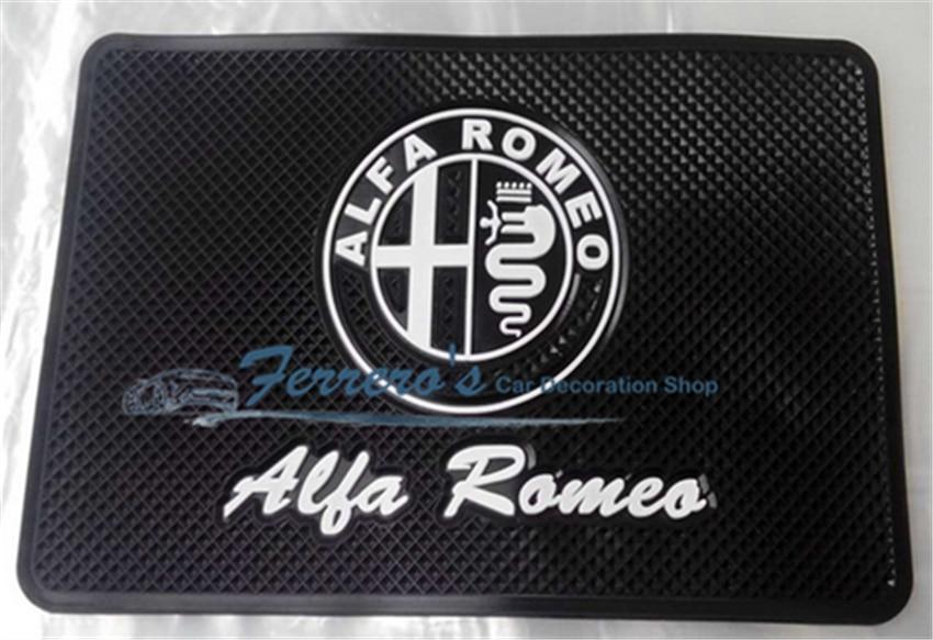 Car Mat Cover Stickers Suitable For Alfa Romeo Mito 159 147 156 Giulietta Accessories High