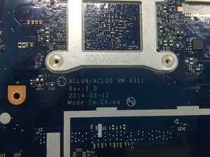 Image 3 - ACLU9/ACLU0 NM A311 для Lenovo G50 30 материнская плата с процессором (для процессора intel 820M 1GB видеокарты) протестирована 100%