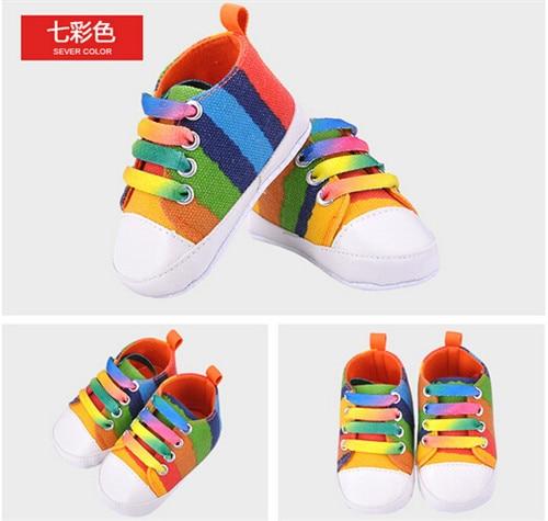 d916ad36c أزياء الطفل الوليد بنين و بنات أحذية الأولى مشوا الاطفال الصغار الرياضة  حذاء رياضة