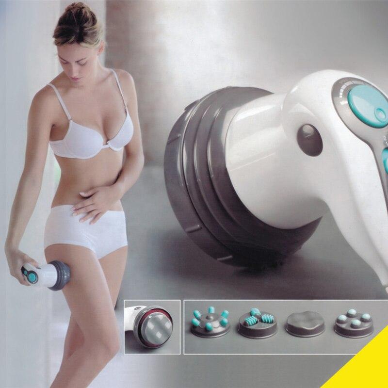 Elektrische Körper Abnehmen Massager Maschine Magnetische Gewicht Verlust Therapie Körper Massage Werkzeug Schwing Entspannen Muskeln Roller 2019