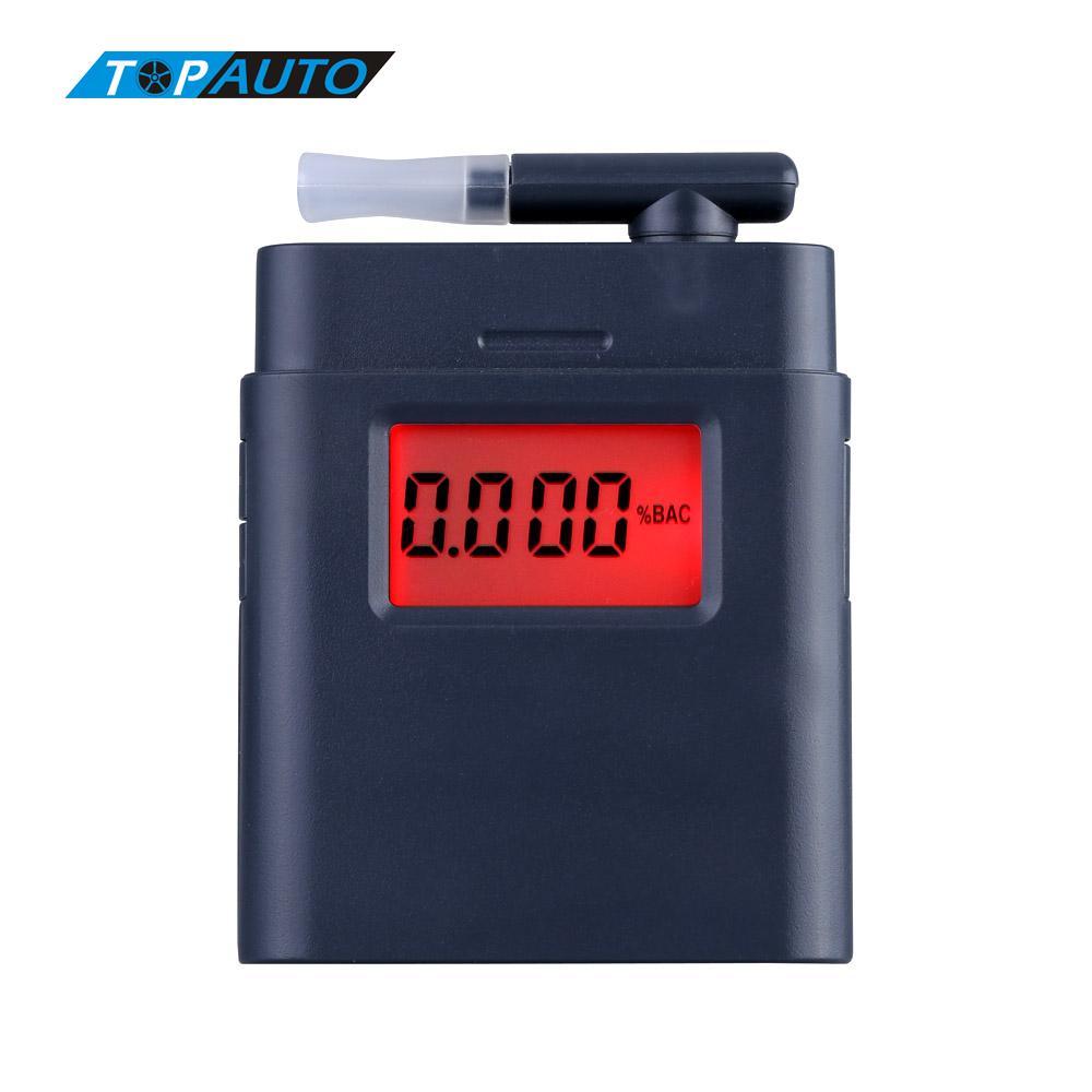 Schnelle Antwort Lebenslauf Atemalkohol-tester Prefessional LCD Digital Alkoholtester mit Hintergrundbeleuchtung Alkohol-detektor Alcotester