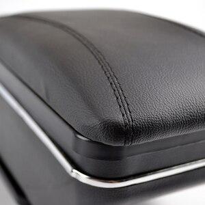 Поворотный подлокотник для Honda Fit Jazz 2009-2013 GE центральный подлокотник консоли для хранения 2010 2011 2012
