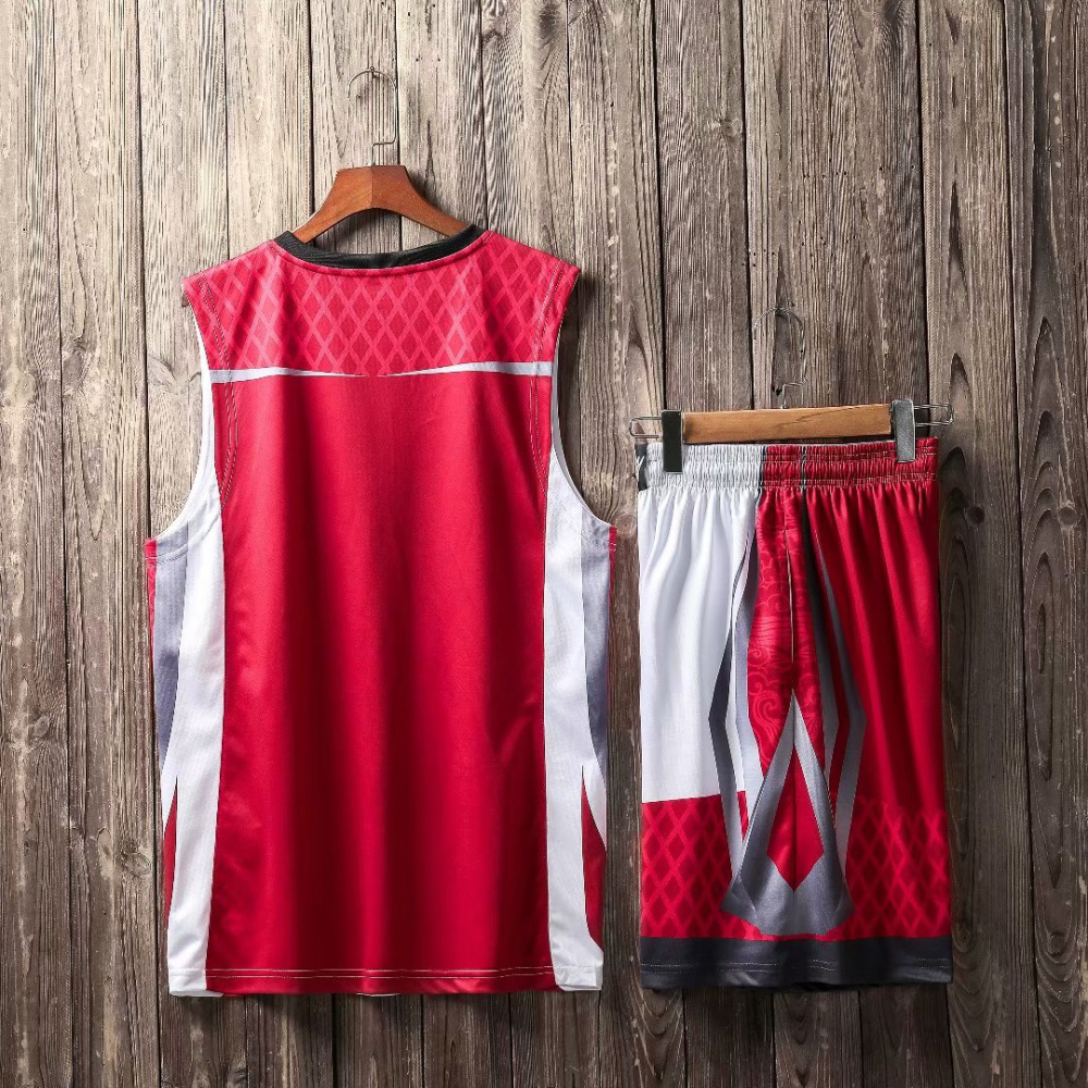 71f44d490 Summary -  High 5 Campus Reversible Custom Basketball Uniform Kits