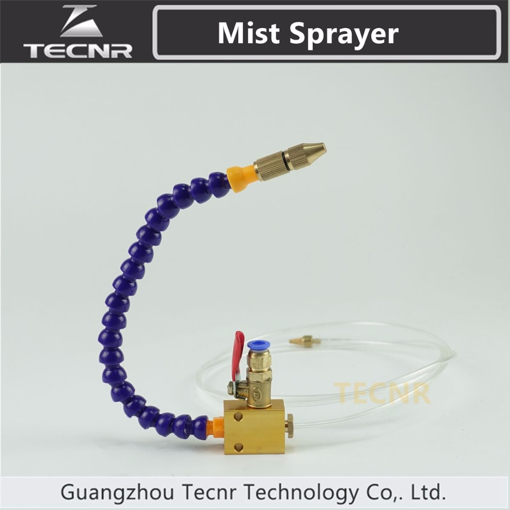 Mist Sprayer Coolant Oil Pipe Tool Cooling Tube For CNC Engraving Machine