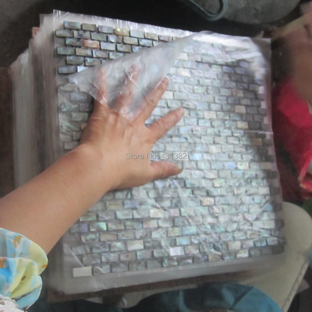 HYRX Ceramic mosaic tiles Swimming Pool Tiles Bathroom Floor Tiles ...