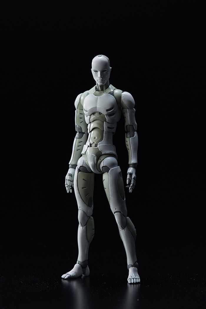 Shfiguarts figma arquétipo corpo kun ferrite figura de ação 1/6 super móvel pvc coleção modelo brinquedos boneca bom crianças para presentes
