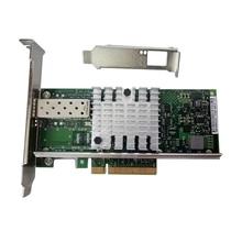 10Gbps PCI-E X8 Single Port SFP+ Ethernet Server Adapter NIC E10G41BFSR X520-SR1