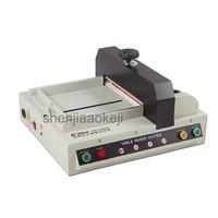 自動電気紙カッターQZ330デスクトップ紙切断機ポータブルペーパートリマーa4サイズ用紙カッター220ボルト/110ボルト180ワッ