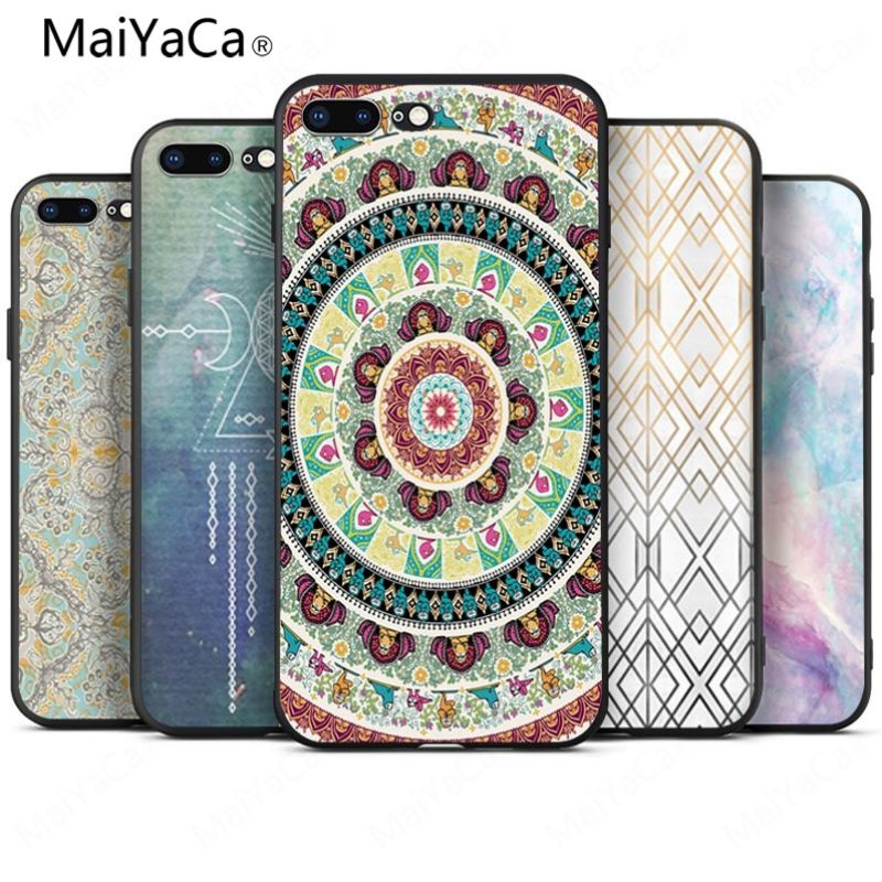 Cellphones & Telecommunications 2019 Fashion Maiyaca Sloth Yoga Medallion Novelty Fundas Phone Case Cover For Apple Iphone 5 5s Xr Se And 6s 7 8 Phone Case Invigorating Blood Circulation And Stopping Pains Half-wrapped Case