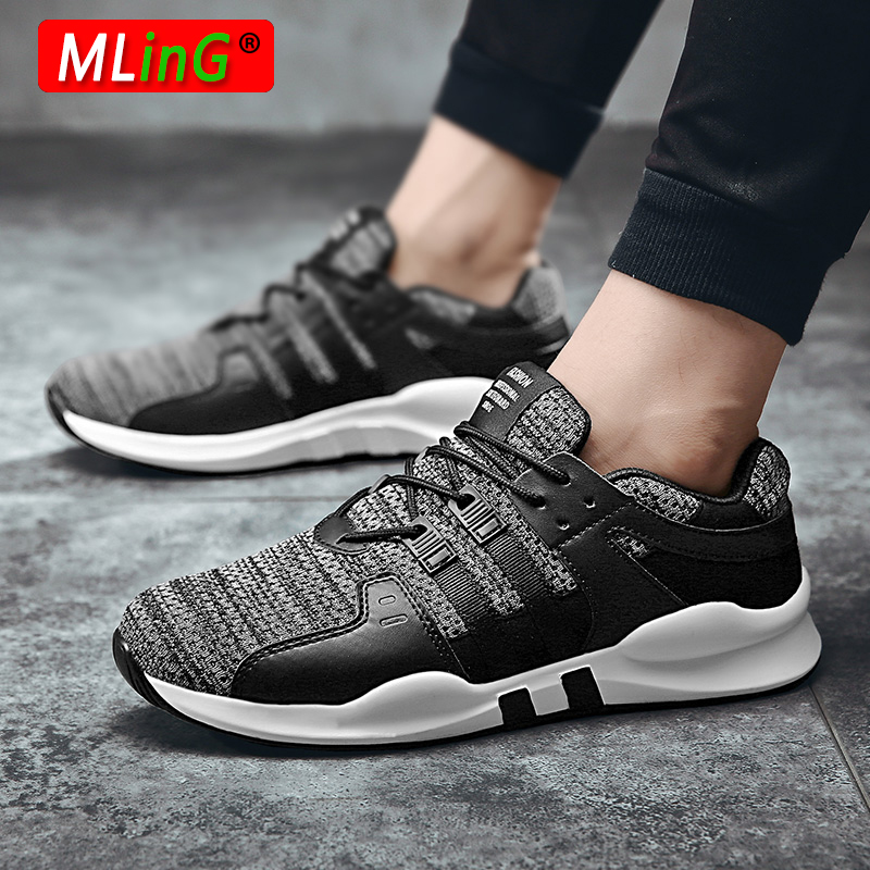 New Arrival Male Trainers Comfortable Outdoor Sport Shoes Men Sneakers Breathable Running Shoes For Men Jogging Athletic Shoes цены онлайн