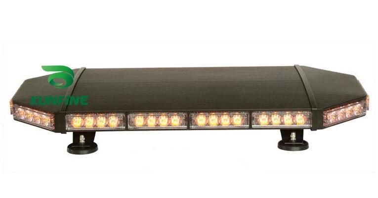 0.7M long High Power flash traffic warning lightbar LED Emergency Warning Lightbar Police Lightbar KF8711