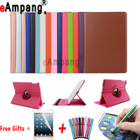 360 Degree Rotating Leather Cover For IPad Pro 10 5 Case With Stand Function Smart Cover