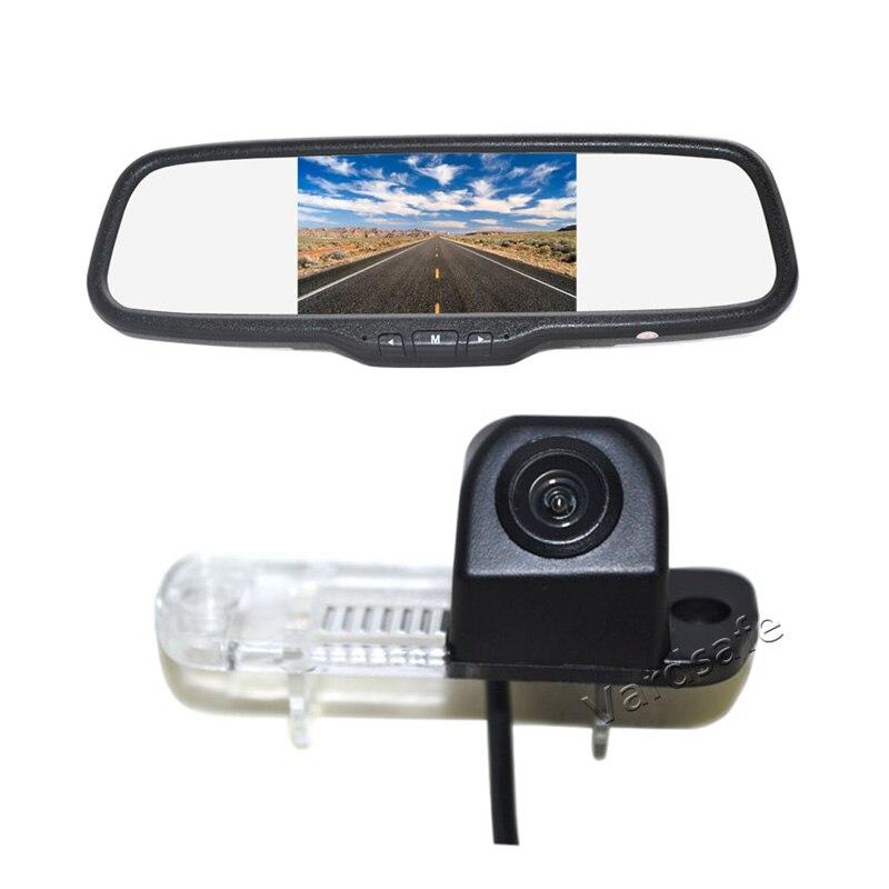 Камера заднего вида Vardsafe, монитор заднего вида для Mercedes Benz GL ML320 350 300 250 450 63 W164 W251 R300 R350 R500