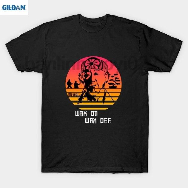 Возьмите Мияги карате детская футболка