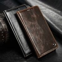 For Samsung Galaxy S4 Vintage Bussiness Style Stand Display Wallet R64 Leather Case For Samsung Galaxy