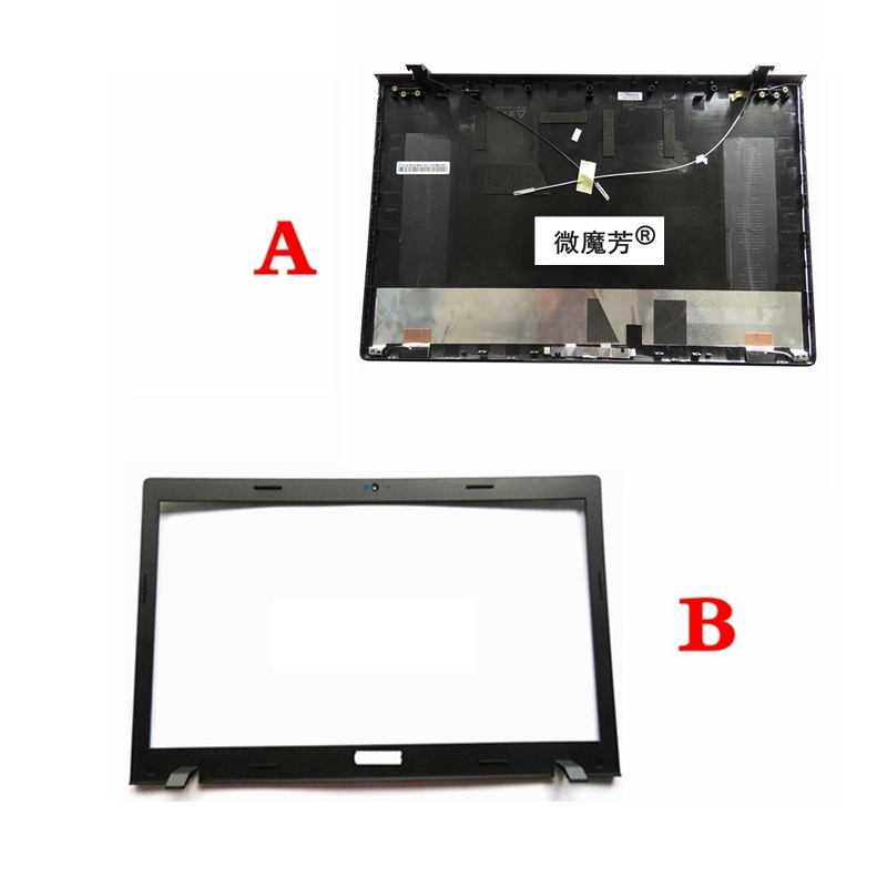 New LCD Display Screen Bezel For LENOVO G700 G710 13N0-B5A0211 Laptop Top LCD Back Cover new laptop lcd display front screen back cover bezel