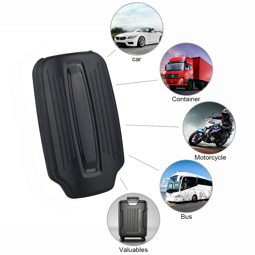 Car-Tracker Powerful-Battery GPS LK209A Smart Magnet Remoting-Monitoring Checking Super