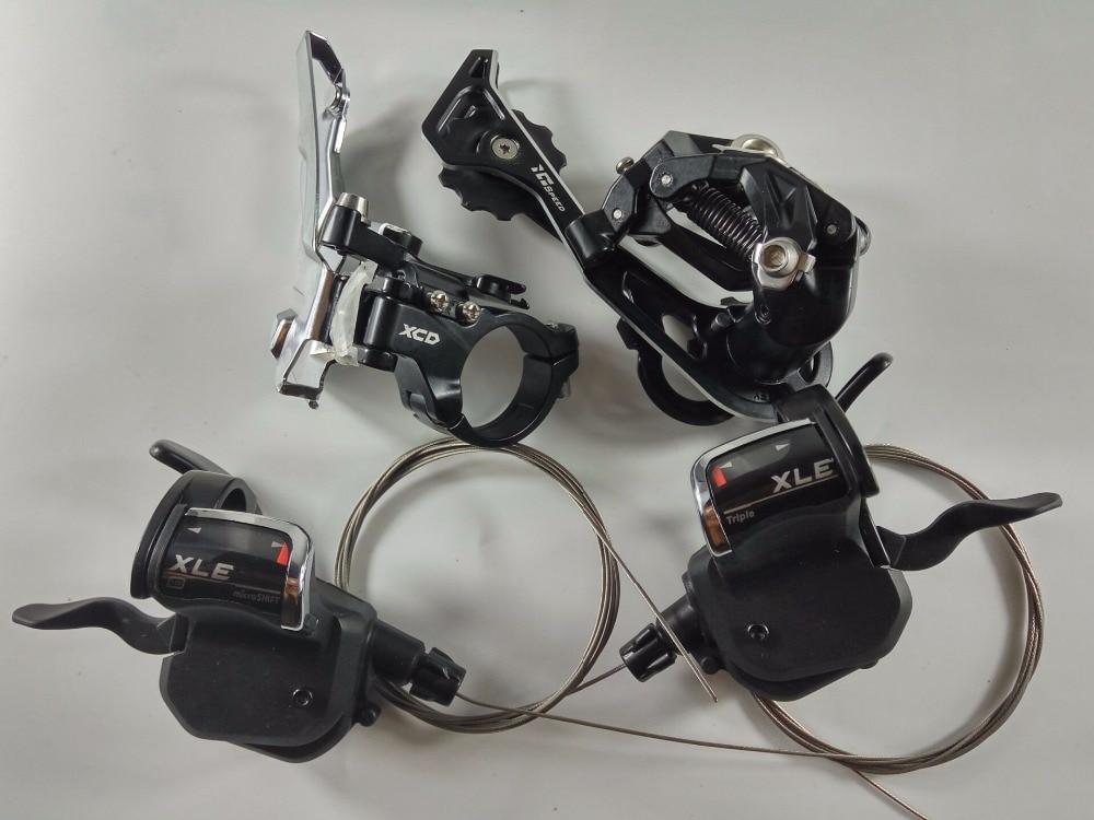 Freies verschiffen Microshift XCD XLE 30 geschwindigkeitsumwerfer - Radfahren - Foto 3