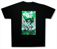 OKOUFEN CYPRESS HILL RISE UP PSYCHEDELIC BLACK T SHIRT NEW ADULT BAND MUSIC INSANE Create Your