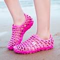 Fashion Sandal Shoes Woman Summer Beach Shoes Flats EVA Sandalias Women Casual Water Shoes Breathable Sandals Slip On Slippers