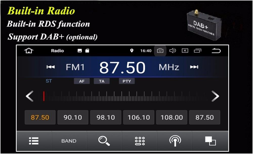 "Sale 2GB RAM Quad core 2 din 9"" Android 8.1 Car DVD Player for Mazda 3 2010 2011 2012 GPS Radio Bluetooth USB WIFI 16GB ROM 23"