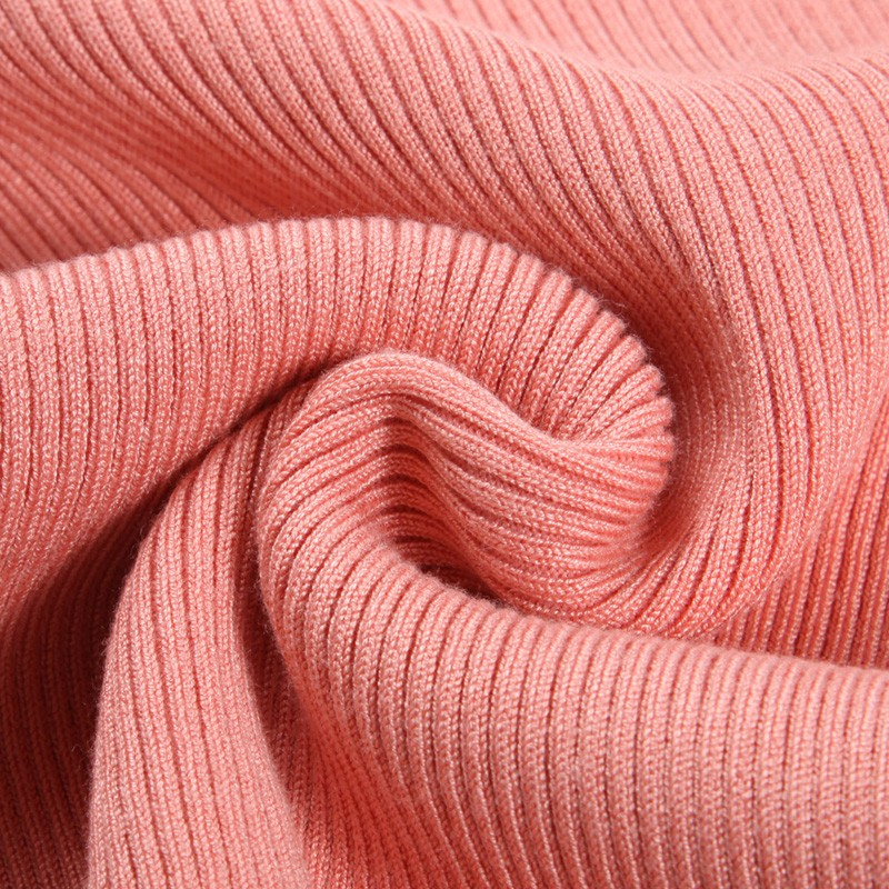 18 New Women Pullover Sweaters O-Neck Slim Bottoming Knitted Sweaters Fashion High Elastic Female Jumper Shirts Knitwear Tops 12