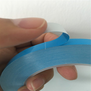 DS203b Thermal Dissipation Adhesive Tape Blue Double Sided LED IC Cooling Fin Fixed Adhesive Tape Free Shipping Canada