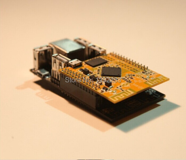 WRTnode Mini OpenWART Main Control Board Wi Fi AP Soc WRT