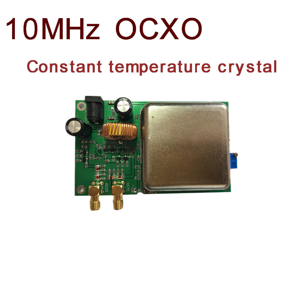 10mhz Ocxo Crystal Oscillator Clock Frequency Reference 12v In Counter Circuit Integrated Circuits From Electronic Components Supplies On Alibaba Group