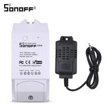Sonoff – capteur de haute précision Si7021, Module de sonde de moniteur de température et d'humidité pour Sonoff TH10 et Sonoff TH16, nouvel arrivage