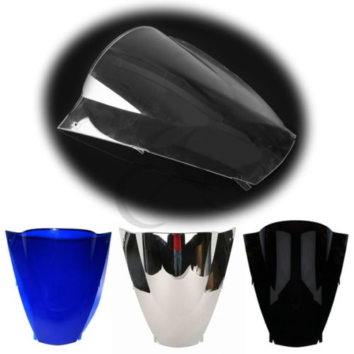Motorcycle Screen Windshield For Kawasaki Ninja ZX12R ZX-12R 2002-2006 Four Colors engine motor stator crankcase cover for kawasaki zx 12r zx12r zx 12r 2002 2003 2004 2005 2006 motorcycle