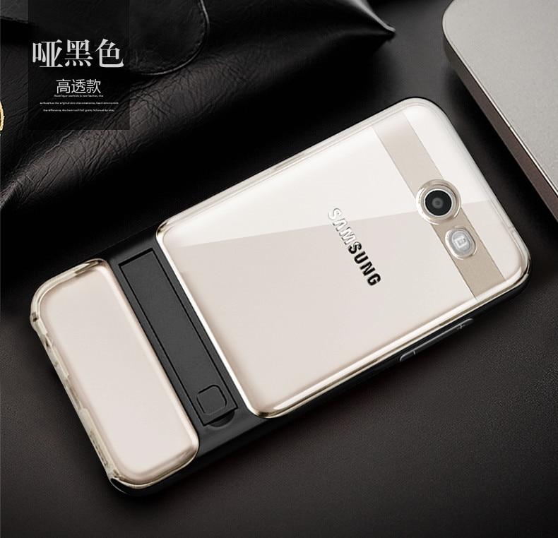 For Samsung J3 J5 <font><b>J7</b></font> 2017 <font><b>Case</b></font> TPU + PC 2 in 1 <font><b>Phone</b></font> <font><b>Cases</b></font> Ultra Thin <font><b>Phone</b></font> Stand Cove For Samsung J5 <font><b>J7</b></font> 2016 J510 J710 <font><b>Case</b></font>