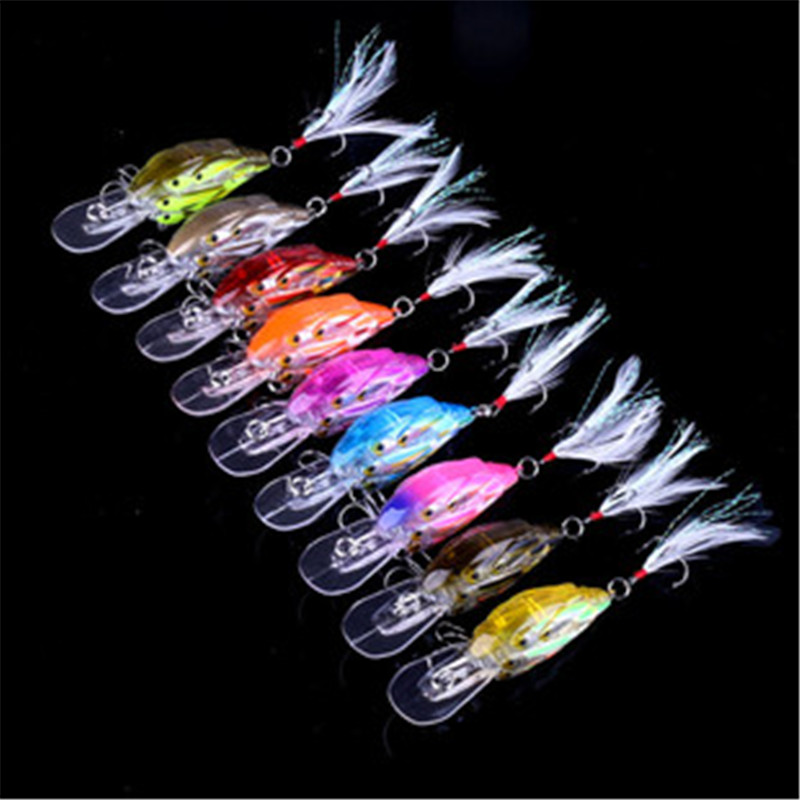Wobbler Jigging 5cm 0.7g Fishing Lure Soft Worm Shrimp Jerkbait Fish Ocean Rock lure bass soft fish smell soft baits 2018
