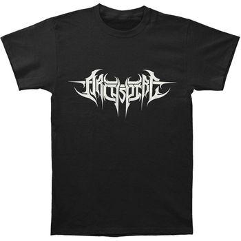Archspire Men's Logo/Stay Tech T-shirt X-Large Red T-Shirt for Men/Boy Short Sleeve Cool Tees Print T Shirt Men Summer