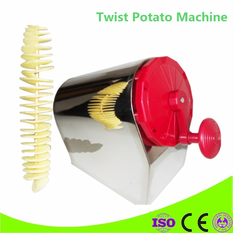 1 Piece Vegetable Tools Stainless Steel Twisted Tornado Potato Machine Spiral Potato Slicers Carrot Cutter Food Processor potato spiral cutter stainless steel electric fruit vegetable spiralizer professional kitchen tools potato cutting machine