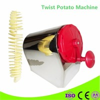 1 Piece Vegetable Tools Stainless Steel Twisted Tornado Potato Machine Spiral Potato Slicers Carrot Cutter Food