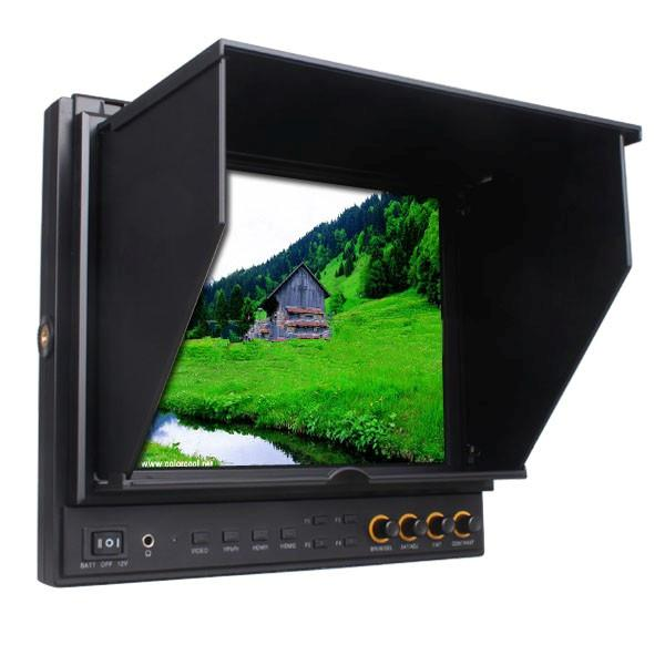 Lilliput 9.7'' 969 A/P On Camera HD 1024x768p IPS Monitor In HDMI Peaking 900:1 fenix сказка на английском gulliver in lilliput